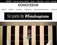Revista El Conocedor sitio web