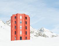 Julier Tower | Walter Bieler, Giovanni Netzer