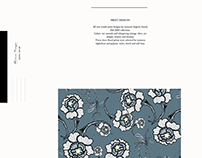TEXTILE PRINT DESIGNS / women lingerie '09