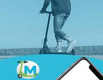 E-scooter Rides - Seasia Infotech