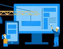 Flow - Tech Blog Illustrations