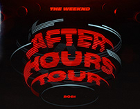 AFTER HOURS TOUR IDENTITY