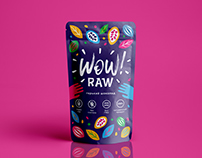 WOW RAW | Packaging
