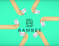 BAMBEE Green Toothbrush Concept