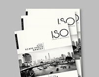 ISO Magazine Layout