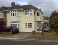 large extension, Westbury on Trym, Bristol