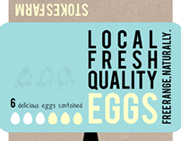 Egg Package Design
