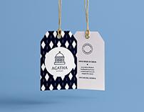 Agatha Swimwear | Brand Identity