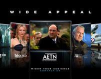 AETN - HD Promos