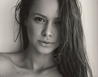 Dasha. Model test