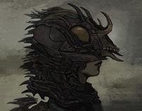 Warrior / character design