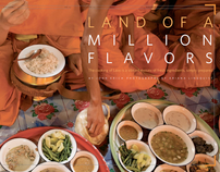Saveur: Land of a Million Flavors