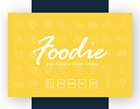Foodie - Hand Drawn Food Icons