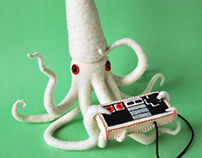 Octopus vs. Squid - Player 2