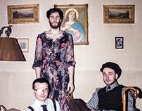 Kamikaze Scotsmen - Band Promo