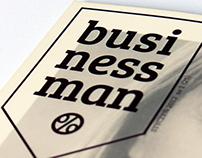 Businessman - magazine redesign