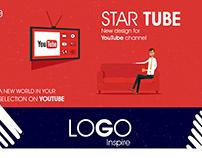 Star Tube Logo
