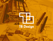 TB.Design logo, web and branding