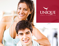 Mailings / Unique Family Fitness Club