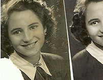 Photograph Restoration // Grandfathers