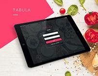 Tabula Restaurant Dashboard and Website Design