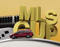 Volkswagen MLS cup web campaign - Editor