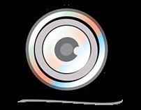 Business Card + Logo Design True Eye Media