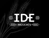 IDE | Brewery | Branding