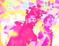 Reggie Watts Runnin' Keyart