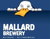 Mallard Brewery - Pump Clips