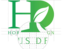 Hortus Design - Logo & Website Creation