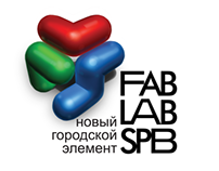 FabLab Saint-Petersburg identity concept