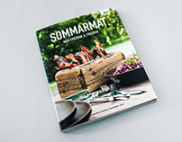 Cookbook about summerfood