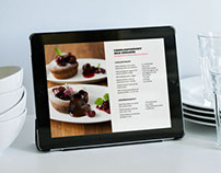 Cookbook App for Ipad