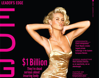 Leader's Edge Magazine