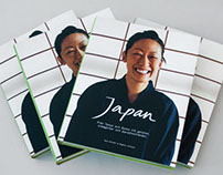 Book about Japan