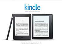Kindle Description Page - Visual Design