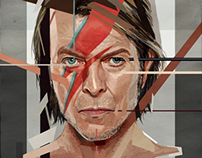 David Bowie for SpinMedia