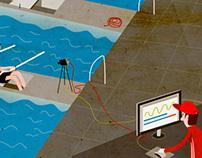 Fast actuators sensors & transceivers