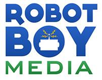 robot boy media