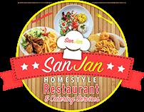 San Jan Restaurant Logo/Banner