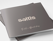 Catalogue - Print Design - Saitis
