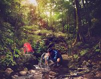 Wildcraft Bags: Come Alive Campaign 2015