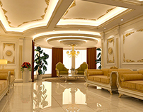 Luxury Palace reception