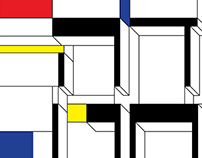 De Stijl | Book covers