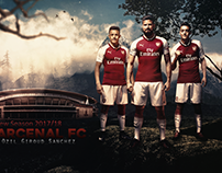 Arsenal Fc 2017/18 Project