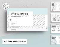 Symbolis Keynote Design Presentation
