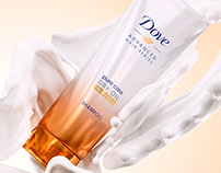 Dove - Pure Care Dry Oil (cgi)