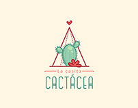 La casita cactácea