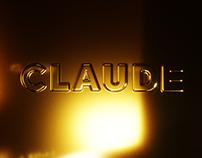 Brand Ident CGI CLAUDE
